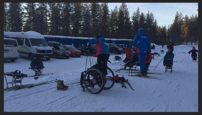 Российские паралимпийцы шокировали норвежцев и шведов