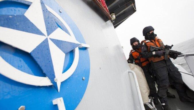 AM nepiekrīt, ka NATO bāzu izveidošana Baltijā izraisīs bruņošanās sacensību