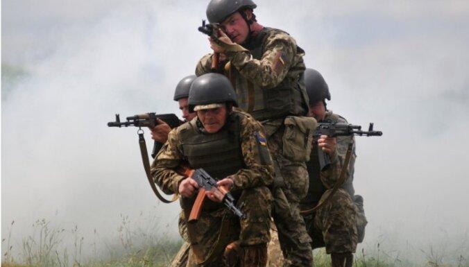 """В реабилитационный центр """"Вайвари"""" прибыли на лечение еще семь украинских военных"""