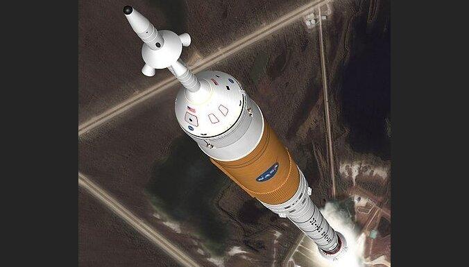 """Белый дом призвал НАСА отказаться от ракеты """"Арес"""""""