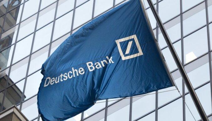 'Deutsche Bank' maksās 125 miljonu dolāru sodu