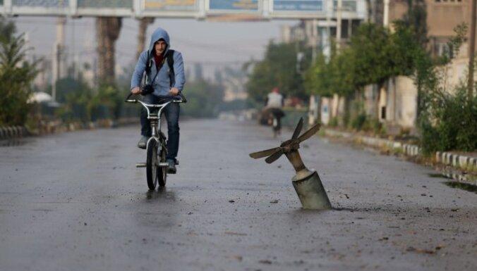 OPCW apstiprina aizdomas par sinepju gāzes izmantojumu Sīrijas konfliktā