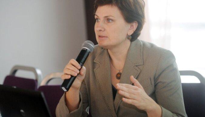 Viņķele: pensiju indeksācija ir atkarīga no Saeimas lēmuma