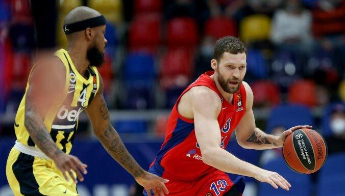 Jānis Strēlnieks pēc divām sezonām Maskavā pamet CSKA