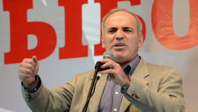 ЕСПЧ присудил Каспарову 8000 евро за нарушение его прав на марше в Москве