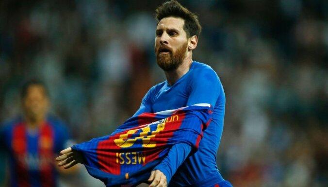 Mediji: Katalonijas atdalīšanās gadījumā Mesi atļauts par brīvu aiziet no 'FC Barcelona'