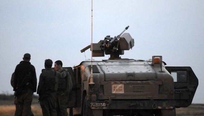 Израиль сбил над Голанскими высотами сирийский беспилотник