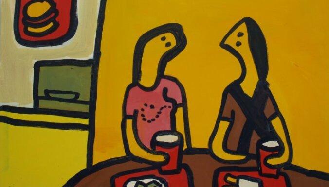 'Māksla ir komunikācija'. Saruna ar 'Purvīša balvas' nominantu Ernestu Kļaviņu