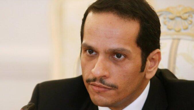 """Глава МИД Катара: """"Мы не спонсируем экстремистов, а защищаем мир от террористов"""""""