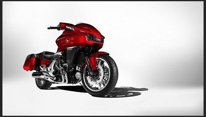 Nosaukts Latvijas pirmais 'Gada motocikls'
