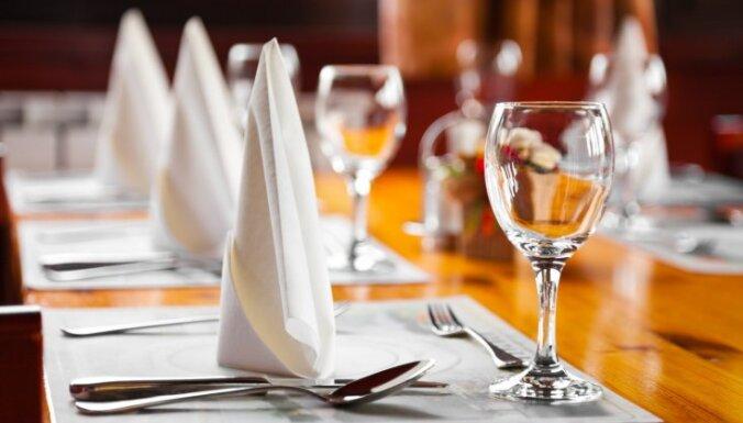 Новые больные Covid-19 несколько раз посещали рестораны Aqua Luna и Kinki, а также кафе в Лиепае