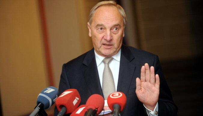 Президент: Латвия должна искать возможности зарабатывать, если хочет развиваться
