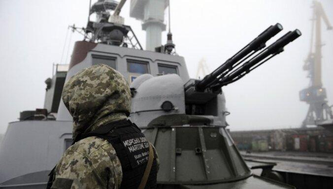 Блокировка портов в Азовском море: Киев обвиняет, Москва отрицает