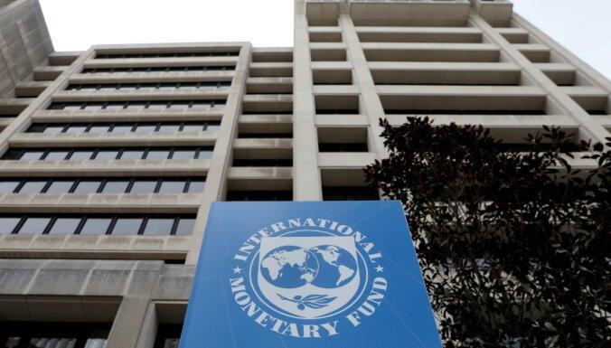 SVF samazinājis pasaules ekonomikas izaugsmes prognozes šim un nākamajam gadam