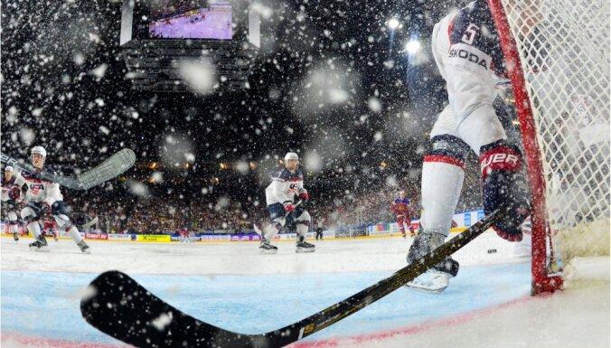 Nākamā gada pasaules hokeja čempionāta talismans būs dāņu pīle