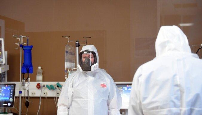 Latvijā ar Covid-19 inficējušies 876 cilvēki; reģistrēti 28 nāves gadījumi