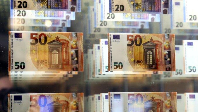 Latvijas finanšu iestāžu peļņa pirmajā pusgadā – 45,2 miljoni eiro