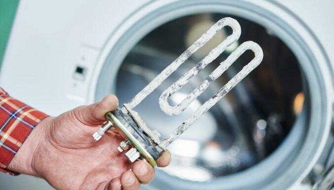 Veļasmašīna, televizors un ne tikai: kā pareizi mazgāt dažādas elektroierīces