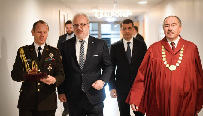 Gadiem ilgās tiesvedības Latvijā: Levits rosina veidot komisiju 'top 10' pētīšanai