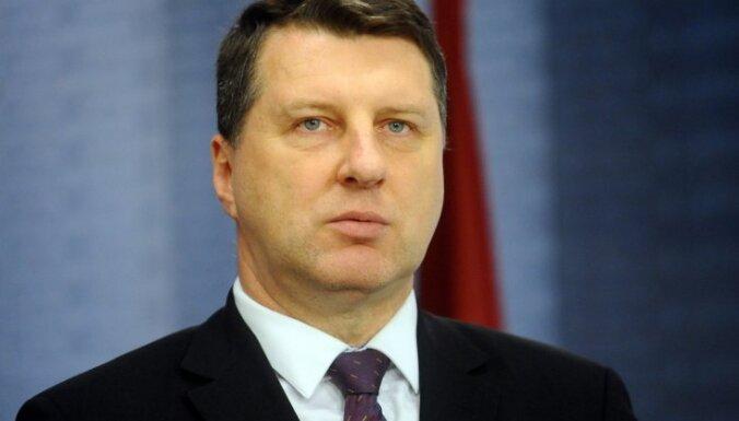 Президентом Латвии избран министр обороны Раймонд Вейонис