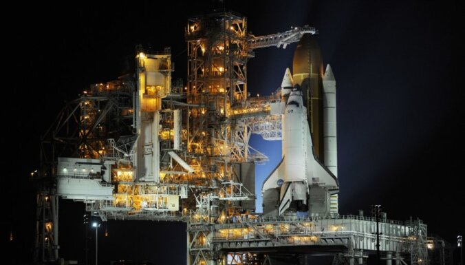 Pēdējā lidojumā devies ASV kosmosa kuģis 'Endeavour'