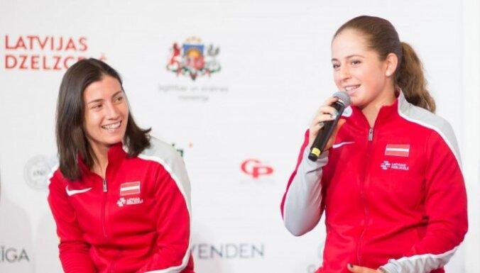 Sevastova un Ostapenko pirms Federāciju kausa pārspēlēm nemaina pozīcijas WTA rangā