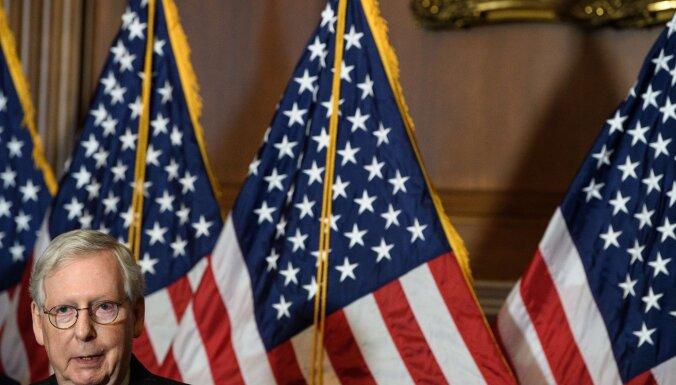 ASV Kongresa vadošais republikānis arī apsveic Baidenu ar uzvaru