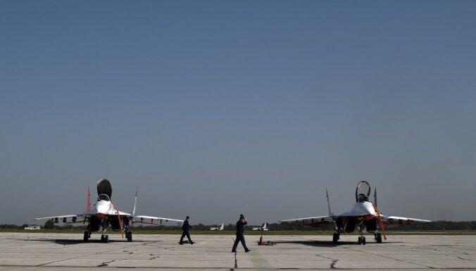 Serbija ieguvusi četrus 'MiG-29' iznīcinātājus no Baltkrievijas
