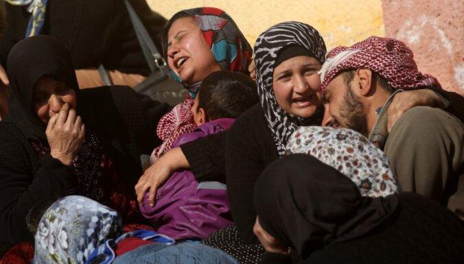 Turcijā par 'terorisma propagandu' nedēļas laikā aiztur 311 kurdu aizstāvjus