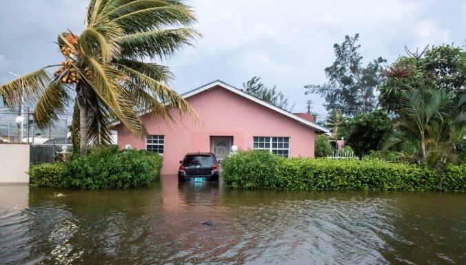 Viesuļvētra 'Dorians' Bahamu salās sapostījusi vairāk nekā 13 000 māju