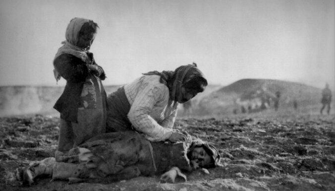 Байден признал геноцид армян в Османской империи