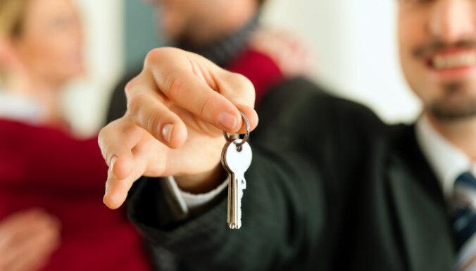 Латвийские ипотечники смогут освободиться от кредита, оставив ключи банку
