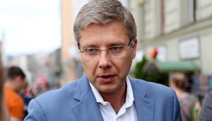"""Газета: """"Согласие"""" может принять решение заменить Ушакова на посту мэра Риги"""