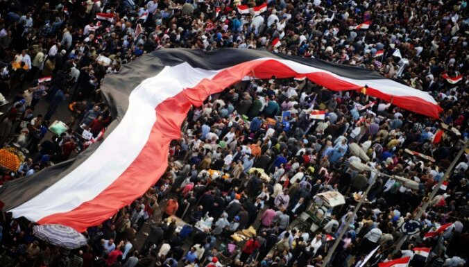 За отставку президента Мурси подписались более 22 млн. египтян