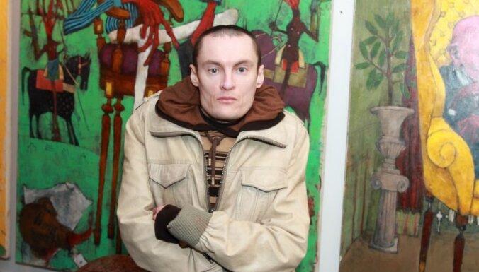 Sergejs Djomins: Latvijā ir par daudz mākslinieku