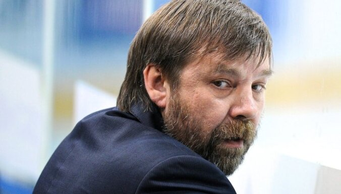 Znaroks noliedz baumas par pievienošanos Maskavas 'Dinamo', bet KHL vēlas strādāt