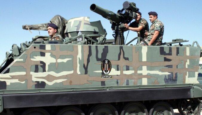 Libānas armija sāk operāciju pret 'Daesh'