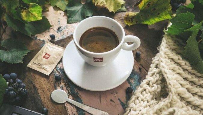 Kafijas baudīšana un atbildība iet roku rokā: 'illy' un 'Es Mīlu Kafiju' piemērs