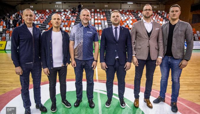 Valmieras un Vidzemes basketbols izsaka atbalstu Vējonim