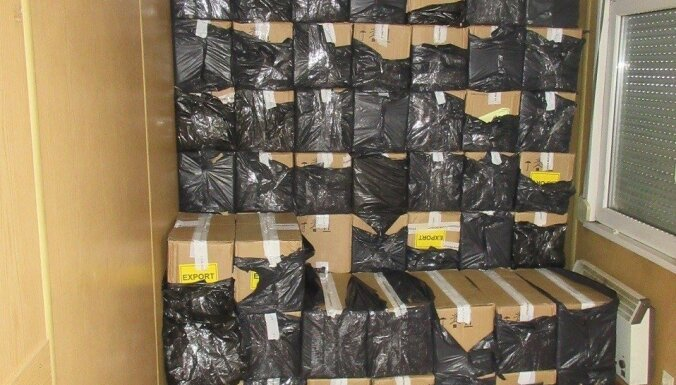 ЧП на железной дороге: контрабандисты спрятали в цистерне 3 миллиона сигарет