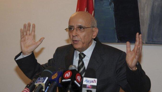 Demisionējis Tunisijas premjers
