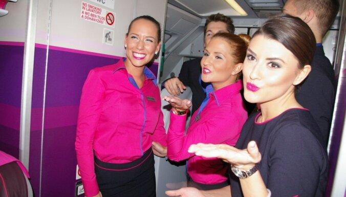 'Wizz Air' nosvin 11. jubileju, prezentē jaunās formas un sola paplašināties Baltijā