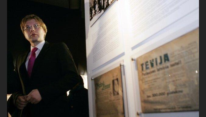 Ушаков побывал на экскурсии в Музее оккупации