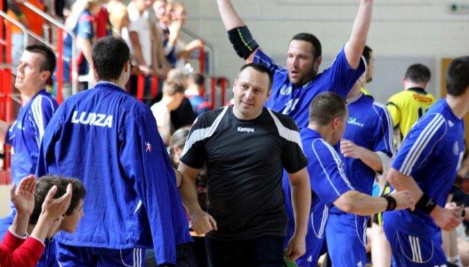 Latvijas handbola izlases galvenajam trenerim būs jauns asistents
