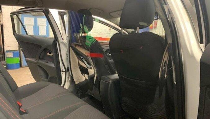 Эстония: в такси появятся перегородки, защищающие водителя