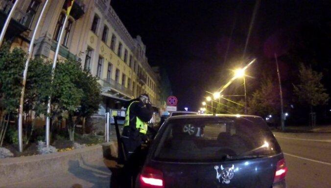 Полиция: главная проблема - это водители, садящиеся за руль в состоянии сильного опьянения