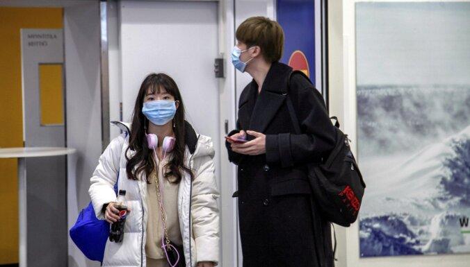 В Южной Корее стремительно распространяется коронавирус