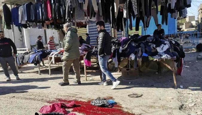 Теракт в Багдаде: не менее 28 погибших в результате двух взрывов