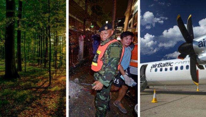 17 августа. Спасение ребенка, теракт в Бангкоке, приговор экипажу airBaltic