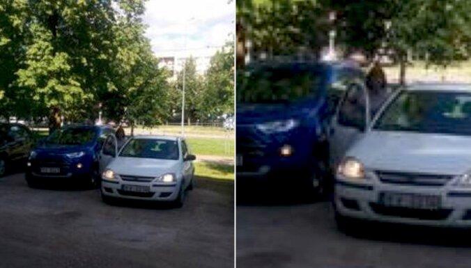 Stāvlaukumā sabojāts auto – kāpēc nav uzskatāms par ceļu satiksmes negadījumu